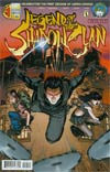 Legend Of The Shadow Clan #1 Direct Market Cover