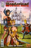 Grimm Fairy Tales Presents Wonderland Vol 2 #8 Cover A Alfredo Reyes