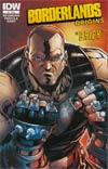 Borderlands Origins #4 Regular Agustin Padilla Cover