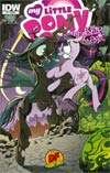 My Little Pony Friendship Is Magic #4 Cover F DF Exclusive Variant Cover