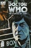 Doctor Who Prisoners Of Time #2 Cover A 1st Ptg Regular Francesco Francavilla Cover