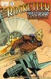 Rocketeer Hollywood Horror #1 Regular Walter Simonson Cover