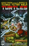 Teenage Mutant Ninja Turtles Color Classics #9