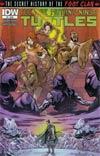 Teenage Mutant Ninja Turtles Secret History Of The Foot Clan #3 1st Ptg Regular Mateus Santolouco Cover