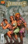 Damsels #6 Regular Joseph Michael Linsner Cover