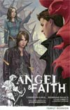 Angel & Faith Vol 3 Family Reunion TP