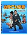 Archer Season 3 Blu-ray DVD