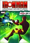 Iron Man Armored Adventures Season 2 Vol 3 DVD