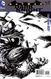 Batman The Dark Knight Vol 2 #14 Cover B Incentive David Finch Sketch Cover