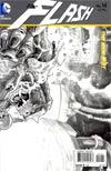 Flash Vol 4 #14 Incentive Francis Manapul Sketch Cover
