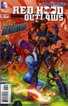 Red Hood And The Outlaws #13 2nd Ptg