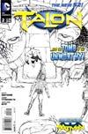 Talon #2 Incentive Guillem March Sketch Cover
