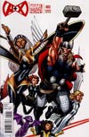 A Plus X #2 Cover C Incentive Ed McGuiness Cover