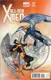 All-New X-Men #2 Cover B Incentive Pasqual Ferry Variant Cover