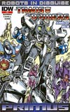 Transformers Robots In Disguise Annual 2012 2nd Ptg