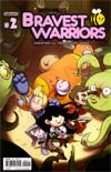 Bravest Warriors #2 Regular Cover A Tyson Hesse