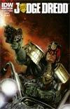 Judge Dredd Vol 4 #1 1st Ptg Regular Cover B Nick Runge