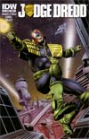 Judge Dredd Vol 4 #1 1st Ptg Regular Cover C Jim Starlin & Allen Milgrom
