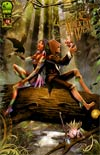 Legend Of Oz The Wicked West Vol 2 #2 Cover A Alisson Borges