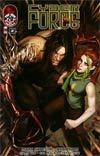 Cyberforce Vol 4 #2 Cover C Incentive Stjepan Sejic Variant Cover