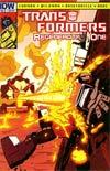 Transformers Regeneration One #86 Incentive Geoff Senior Variant Cover