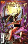 Warlord Of Mars Dejah Thoris #19 Incentive Risque Cover