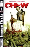 Image Firsts Chew #1 Cover B Current Ptg
