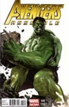 Avengers Assemble #10 Incentive Gabriele Dell Otto Variant Cover