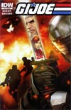 GI Joe Vol 5 #20 Incentive Dave Wilkins Variant Cover