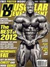 Muscular Development Magazine Vol 50 #1 Jan 2013