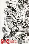 A Plus X #3 Cover D Incentive Ed McGuiness Sketch Cover