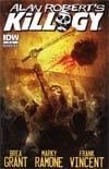 Alan Roberts Killogy #2 Cover B Incentive Ben Templesmith Variant Cover