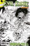Evil Ernie Vol 3 #3 Incentive Ardian Syaf Black & White Cover