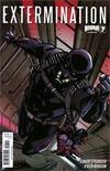 Extermination #7 Regular Cover B Antonio Fuso