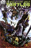 Teenage Mutant Ninja Turtles Vol 5 #17 Cover A Regular Ben Bates