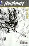 Aquaman Vol 5 #15 Incentive Eddie Barrows Sketch Cover (Throne Of Atlantis Part 2)