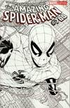 Amazing Spider-Man Vol 2 #700 Cover I Incentive Joe Quesada Sketch Cover