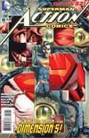 Action Comics Vol 2 #18 Regular Rags Morales Cover