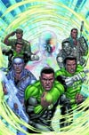 Green Lantern Corps Vol 3 #18 Regular Juan Jose Ryp Cover (Wrath Of The First Lantern Tie-In)