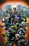 Justice League Of America Vol 3 #2 Regular David Finch Cover