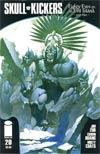 Savage Skullkickers #1 Cover B Chris Stevens