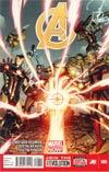 Avengers Vol 5 #8 Regular Dustin Weaver Cover