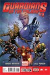 Guardians Of The Galaxy Vol 3 #1 Cover A Regular Steve McNiven Cover