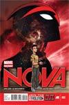 Nova Vol 5 #2 1st Ptg Regular Ed McGuinness Cover