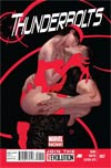 Thunderbolts Vol 2 #7 Regular Giuseppe Camuncoli Cover