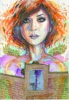 Buffy The Vampire Slayer Willow Wonderland #5 Regular David Mack Cover