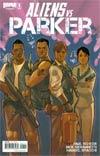 Aliens vs Parker #1 Regular Phil Noto Cover
