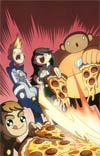 Bravest Warriors #1 Long Beach Comic-Con Exclusive Variant Cover