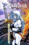 Lady Death Vol 3 #27 Regular Pow Rodrix Cover
