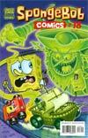SpongeBob Comics #18
